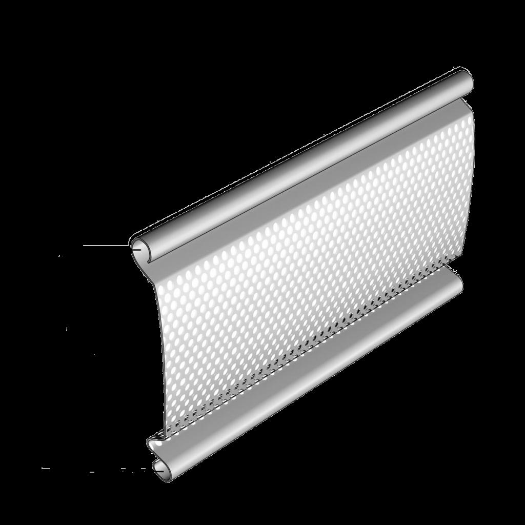 Grilaj lamelă perforată